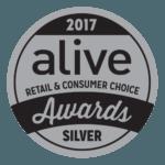 2017 Silver Alive Award