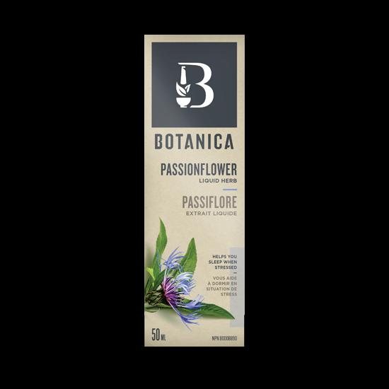 Passionflower Liquid Herb Herbs Botanica